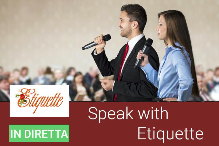 public speaking elegante