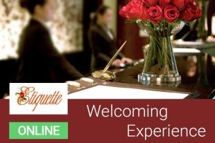 welcoming experience