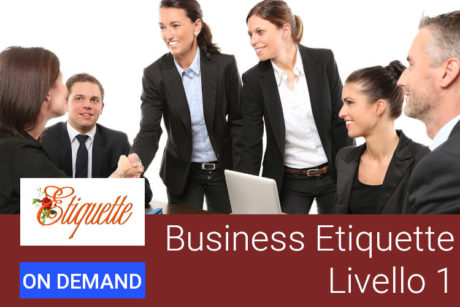 business etiquette 1