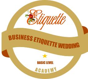 badge BE wedding basic