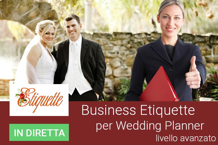 wedding planner,abilità relazionali,savoir faire