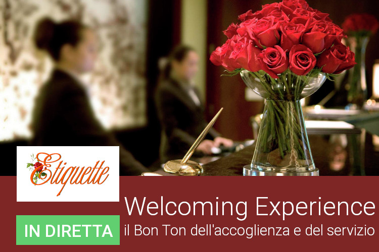 accoglienza,guest relation,accogliere l'ospite,ospite straniero,gestire i momenti difficili